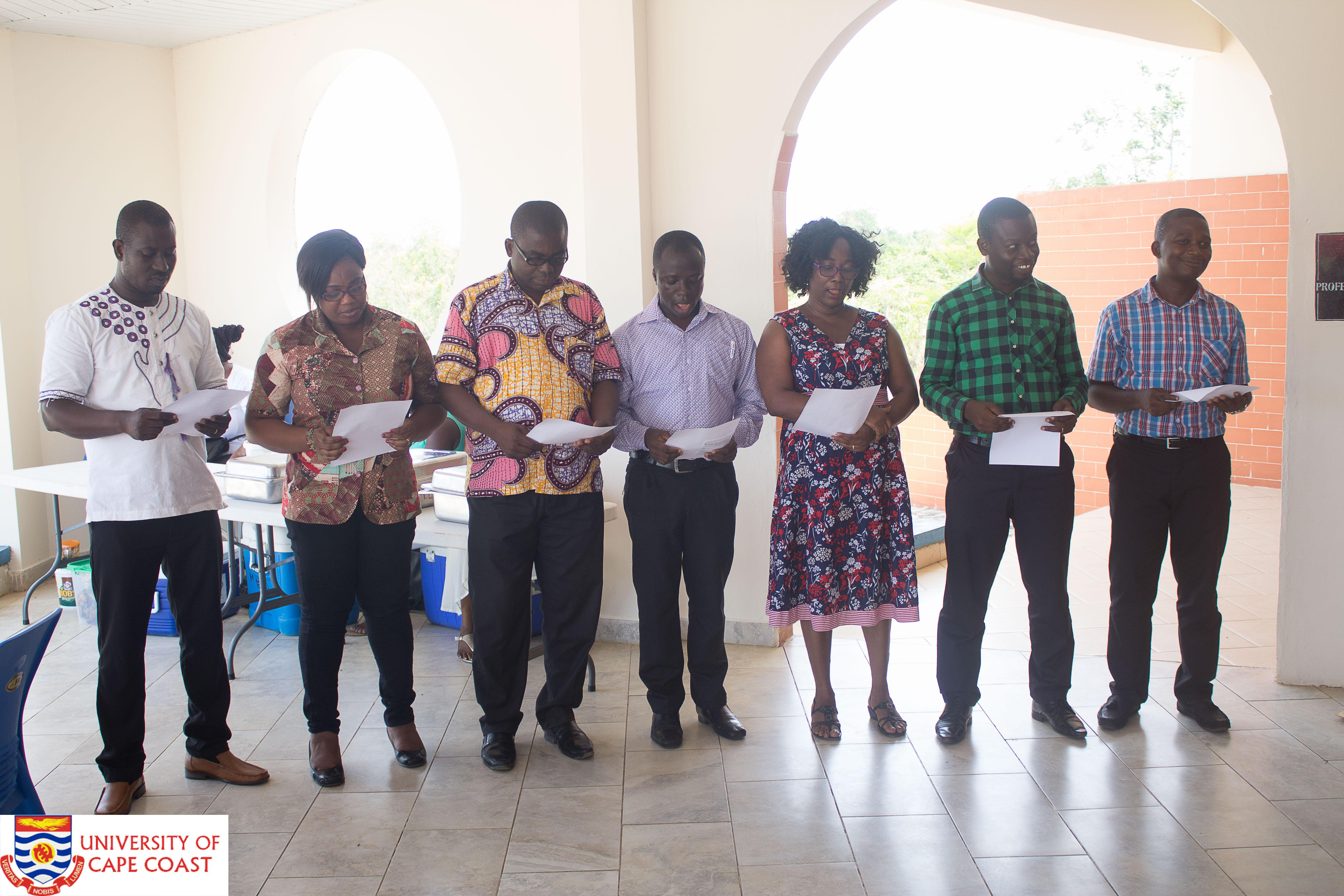 Former Chairman Inaugurates Board of SSAUCC Education Fund