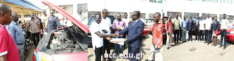SSAUCC Takes Delivery of Vehicles for its Members